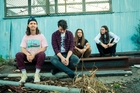 Australian rock act Violent Soho will make their first New Zealand appearance on Friday night, just in time for Halloween.