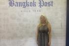 Catherine Gaffaney at the Bangkok Post.