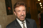Chuck Norris. Photo / Getty Images