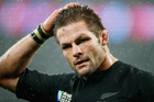 Richie McCaw faces a nervous wait to find out whether he will be free to play the final. Photo / Getty