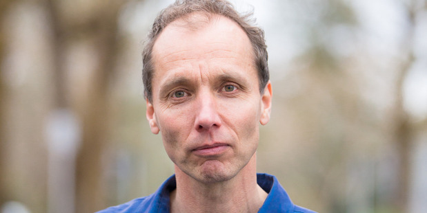 Investigative journalist Nicky Hager. Photo / Supplied