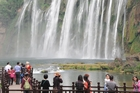 Huangguoshu Waterfall in Guizhou, China. Photo / 123RF