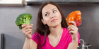 Shelley wonders if she can be called a semi-vegetarian, a faux-vegetarian, or a part-time vegetarian? Photo / Istock