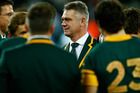 South African coach Heyneke Meyer is predicting big things for his side. Photo / Getty