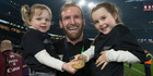 View: 20 best shots of the Rugby World Cup final
