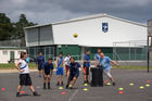 Students at decile 1 school Mangere College are able to choose from 10 sports. Photo / Greg Bowker