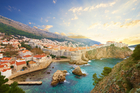 The walled city of Dubrovnik sits alongside the Adriatic. Photo / iStock