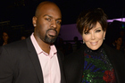 Corey Gamble and Kris Jenner in New York City. Photo / Getty Images