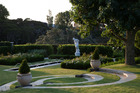 Garden designed by Robin Shafer. Photo / Sophie Leuschke