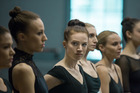 Sarah Hay as Claire, a ballet dancer with a troubled past, from the Lightbox TV series Flesh & Bone. Photo / Starz Entertainemnt