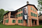 Casa Pavarotti, in Modena, has found life after the maestro's death as the Pavarotti House Museum. Photo / Supplied