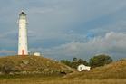 Cape Egmont Lighthouse, Taranaki.