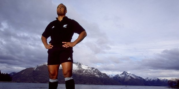 Jonah Lomu will be remembered as a rugby legend. Photo: Mark Dadswell/Allsport / Getty Images