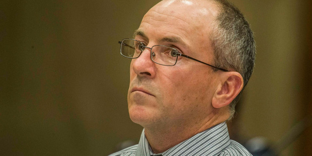 Scott Watson in the High Court in Christchurch earlier this year. Photo / Supplied