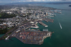 With Auckland growing fast, the council will have to decide the best use for assets such as Ports of Auckland. Photo / Brett Phibbs