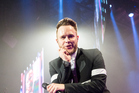 Olly Murs has apologised for making a massive blunder on The X Factor. Photo / Getty