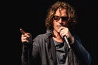 Chris Cornell was in fine voice in Auckland. File photo/Getty