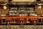 Break Room 86 bar in Los Angeles. Photo / Supplied