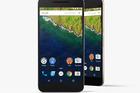 Google's Nexus 6P smartphone.