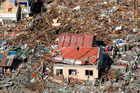 Destruction after Typhoon Haiyan. Photo / AP