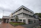 Tauranga City Council building.