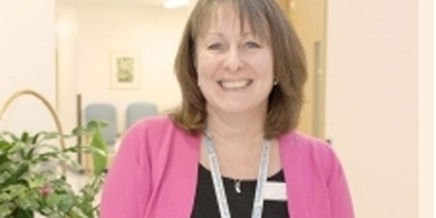 Katharine Walker was the head of radiotherapy at Addenbrooke's Hospital. Photo / Supplied