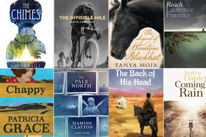 NZ Book Award finalists named