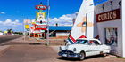 Route 66 is home to many used bookstores and curiosity shops. Photo / iStock