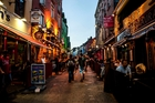 Galway's assortment of cosy little pubs welcome visitors on the hunt for the perfect pint. Photo / Supplied