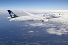 Air New Zealand Dreamliner Boeing 787-9.