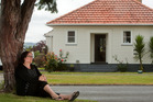 A rise in Rotorua property values means Rachel Sharp's family is selling their house to afford a bigger property, instead of keeping their first home as a rental. Photo / Ben Fraser