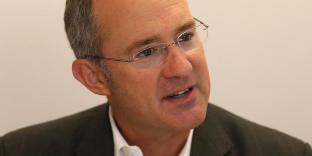 Labour  MP Phil Twyford. Photo / John Borren