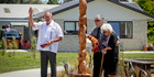 Eight new homes in Waipatu