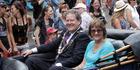 Christmas parade returns to Napier