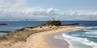 Nobbys Beach, Newcastle, Australia.