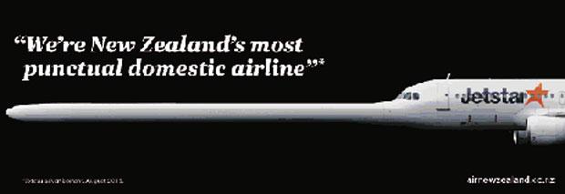 The ad run in the Herald newspaper.
