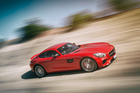 Mercedes-AMG GT. Photo / Supplied