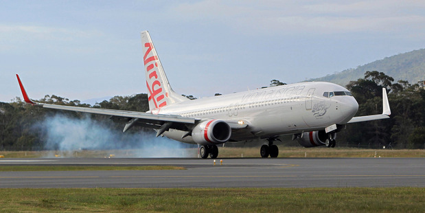 Air NZ is the biggest shareholder of ailing Virgin Australia. Photo / Getty