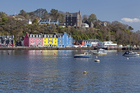 The colourful fishing village of Tobermory on Scotland's Isle of Mull. Photo / Thinkstock
