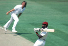 Ian Botham and Viv Richards were fierce rivals on the pitch. Photo / Getty Images