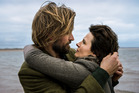 Parting is a heart-wrenching time for Marcus (Nikolaj Coster-Waldau) and Rebecca (Juliette Binoche) in A Thousand Times Good Night. Photo / Supplied