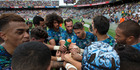 View: Auckland Nines: A look behind the scenes
