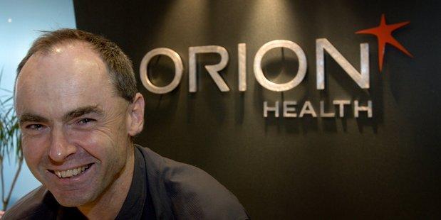 Orion chief executive Ian McCrae. Photo / NZHerald