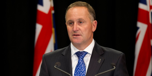 Prime Minister John Key. Photo / Mark Mitchell