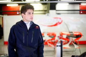Mitch Evans. Photo: Alastair Staley/GP2 Series
