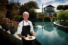 Head chef Nigel Marriage is the gourmet genius behind Glen Aros Country Estate in Hastings. Photo / Hawke's Bay Today
