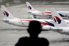 There has been no trace of the plane or the 239 passengers since the disappearance on March 8 last year. Photo / AP