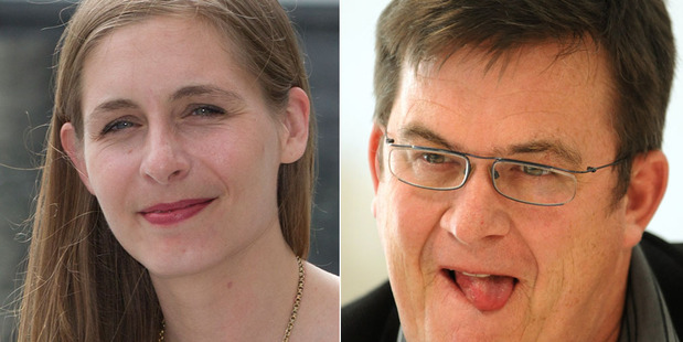 Sean Plunket has criticised Eleanor Catton as a 'traitor' for her comments over the NZ government and 'tall poppy syndrome'. Photo / Herald file