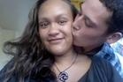 Casey Nathan, pictured with partner Hayden Tukiri, died in childbirth in May 2012.