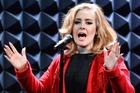 British singer, Adele. Photo / Getty Images